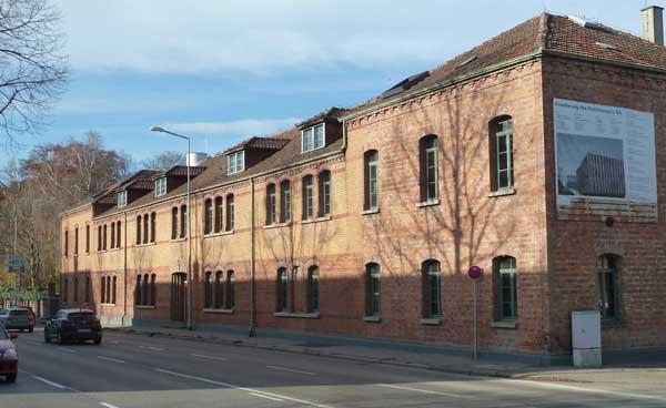 Kubeneck Architekten Hauptarchiv Landkreis Ludwigsburg