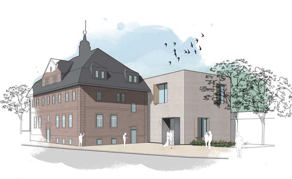 2. Preis Rathaus Limbach