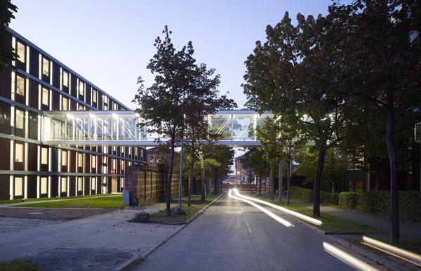 Kubeneck Architekten Landratsamt Ludwigsburg