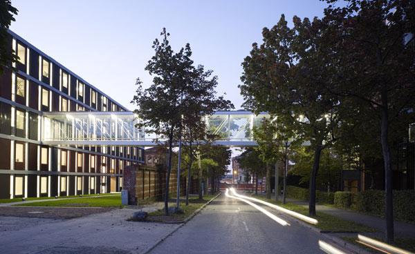 Landratsamt ludwigsburg kubeneck architektenkubeneck architekten - Architekten kreis ludwigsburg ...